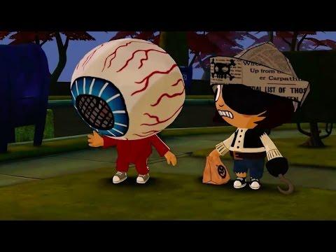 Costume Quest 2 - Launch Trailer