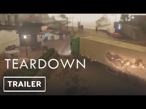 Teardown - Gameplay Trailer | gamescom 2020