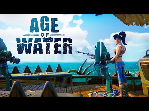 Age of Water Alpha Test Announce