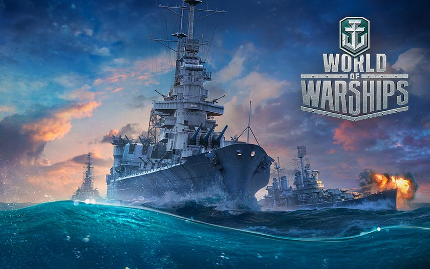 World Of Warships Teaser