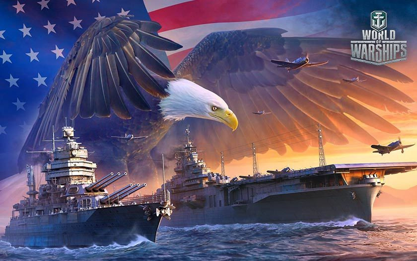 WoWS Nation USA