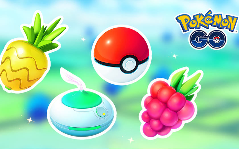Pokémon Go Tipps Items