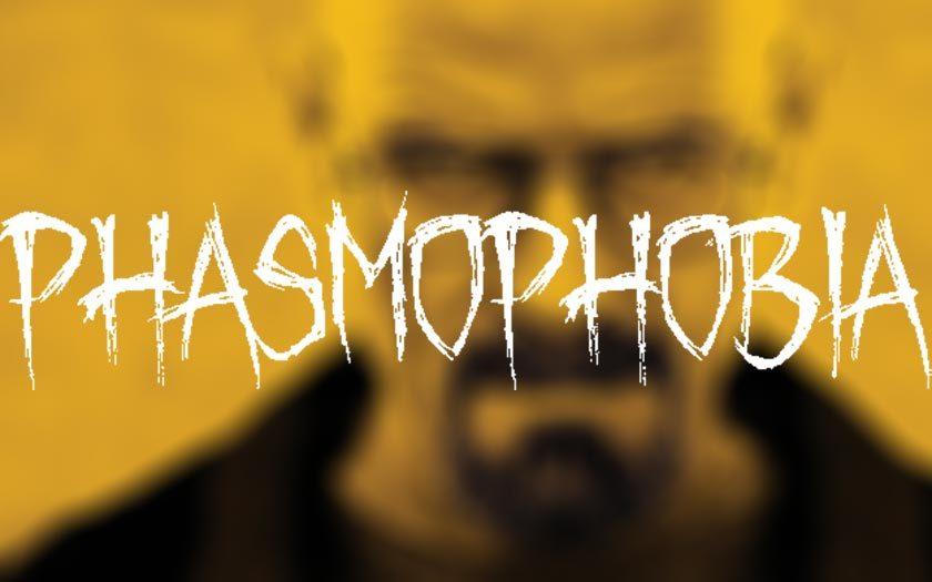 Phasmiphobia