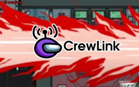 Among Us CrewLink