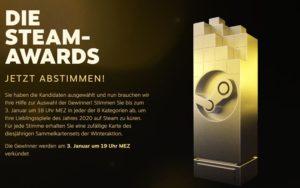 Steam-Awards 2020