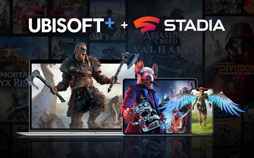 Ubisoft und Stadia